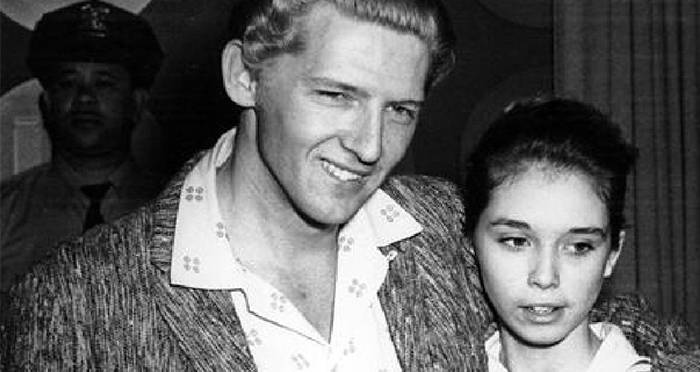 That Time Jerry Lee Lewis Married Myra Gale Brown, His 13