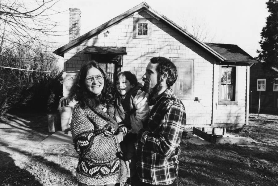 Linda Lovelace And Larry Marchiano