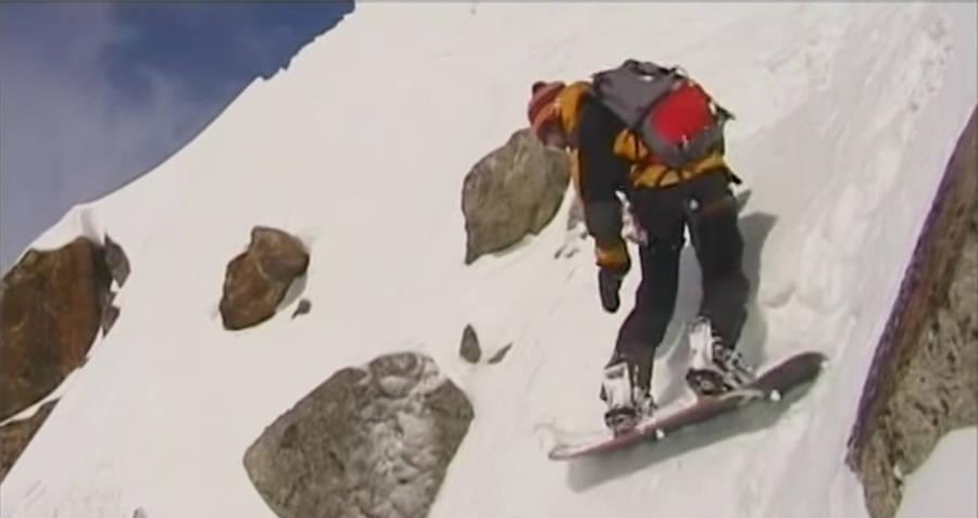 Marco Siffredi Last Descent