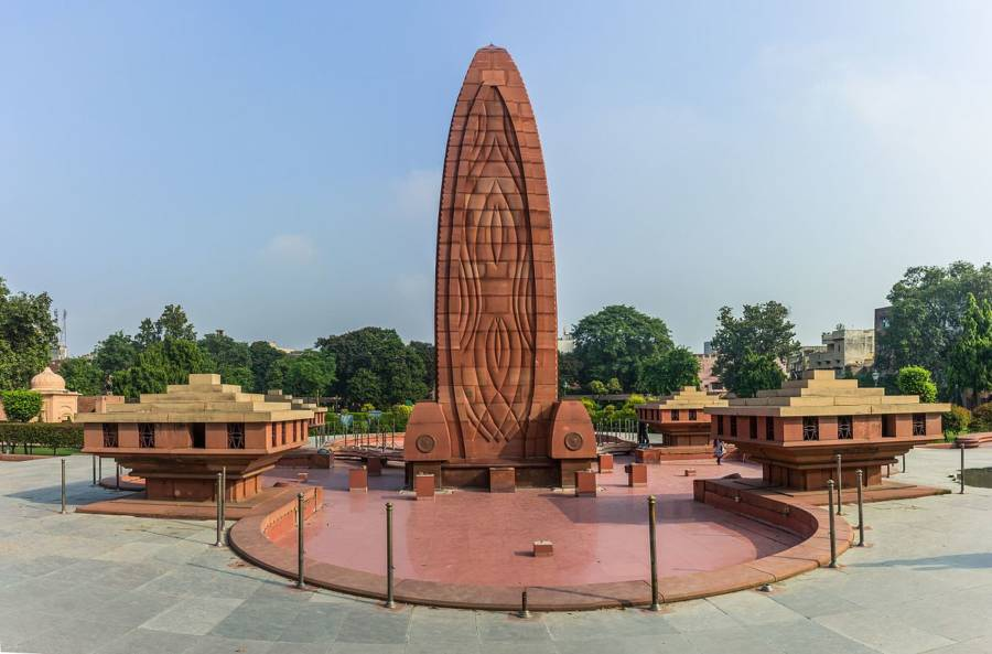 Jallianwala Bagh Massacre Memorial