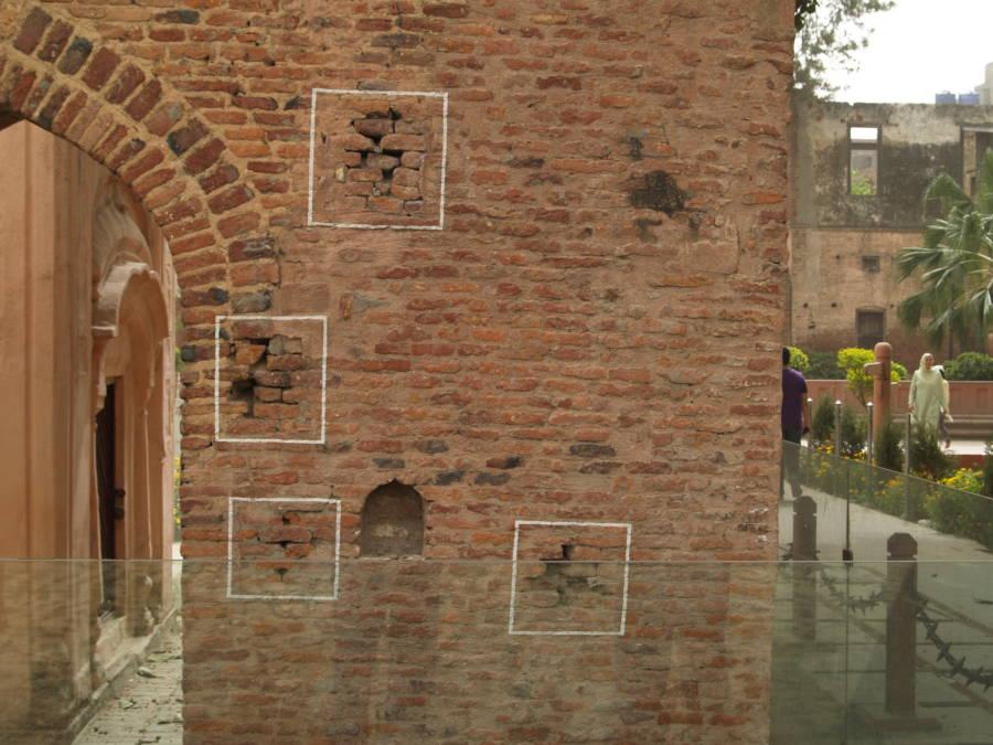 Massacre Wall