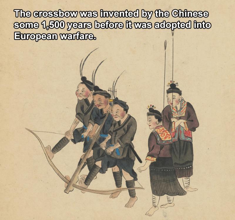 Ming Crossbow
