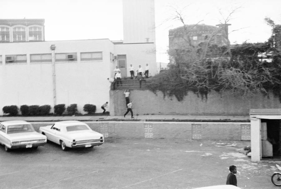 Mlk Assassination Street