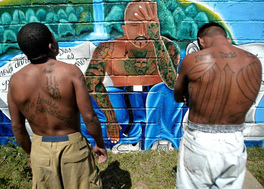 Sombra Negra, The Vigilante Group That's Taking Out MS-13