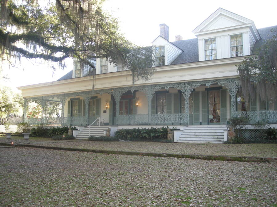 Myrtles Plantation House