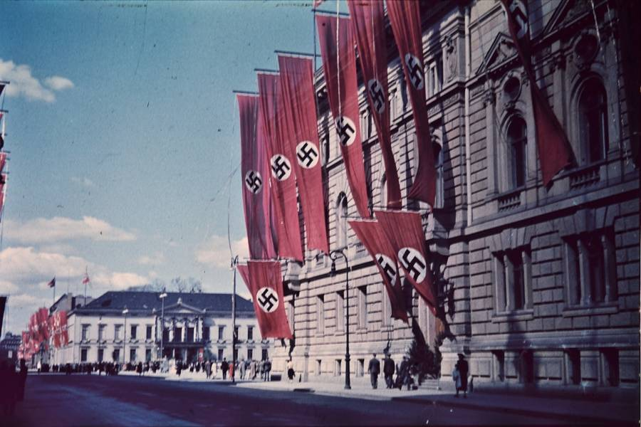 Nazi Swastikas
