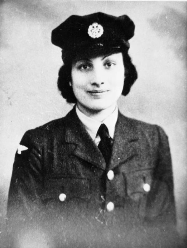 Noor Inayat Khan War Heroes