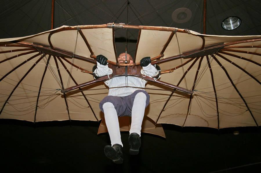 Otto Model Glider