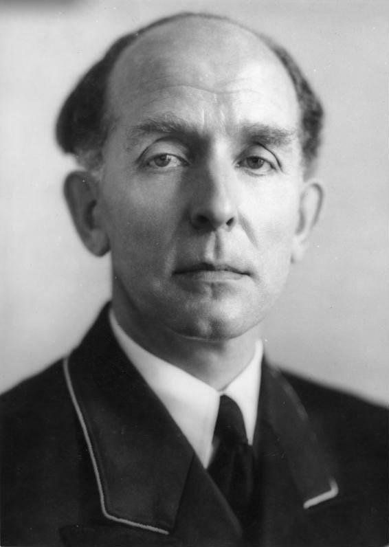 Portrait Of Roland Freisler