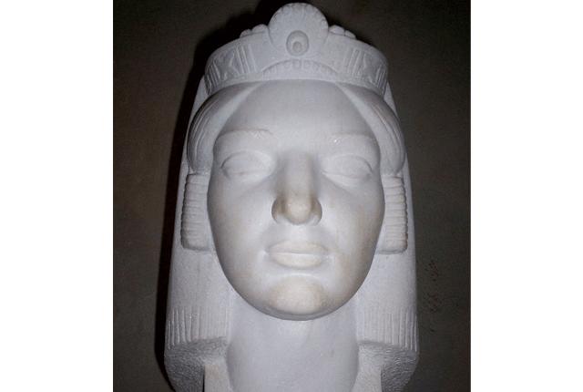 Queen Teuta Of Illyria Bust