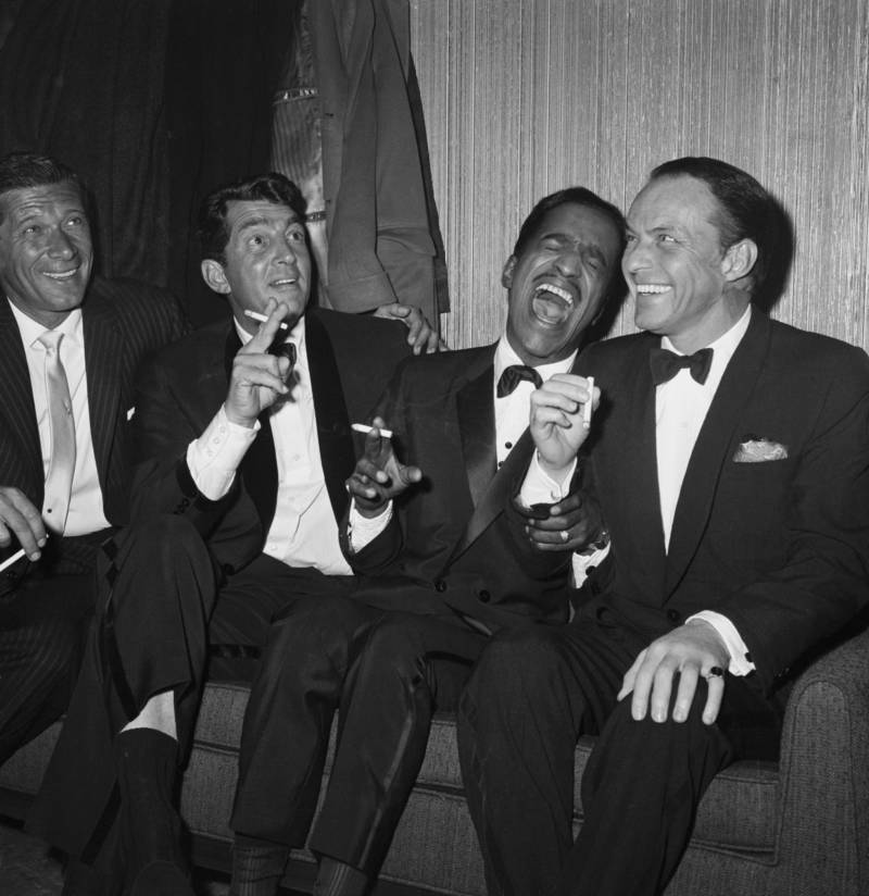 Rat Pack Backstage