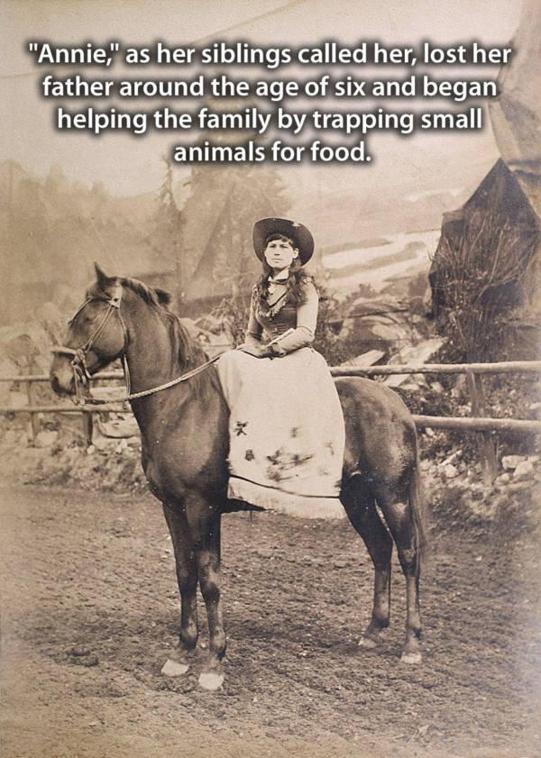 Oakley Riding Horse