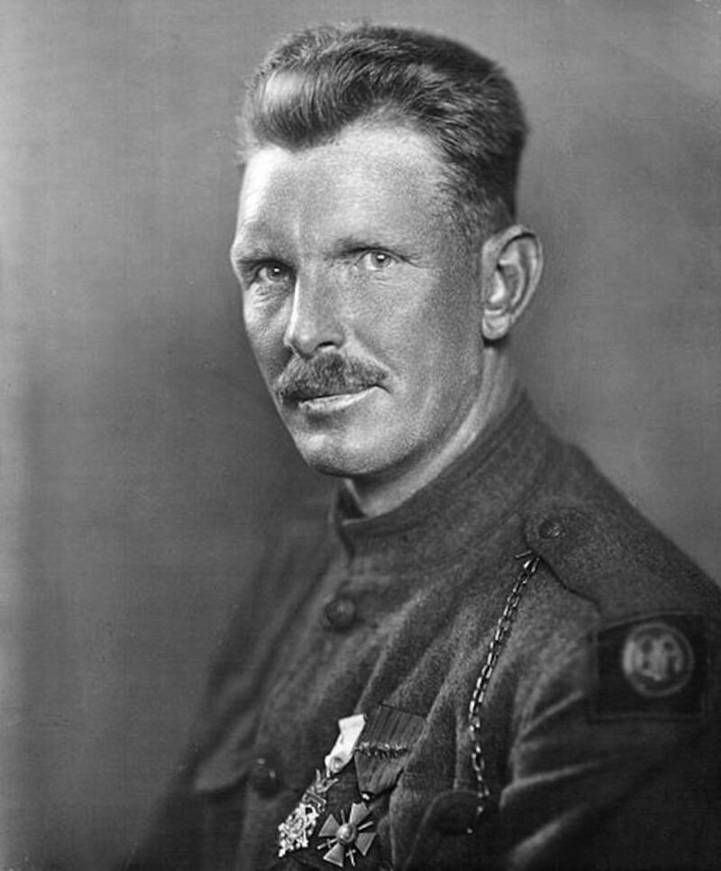 Sergeant York In Uniform