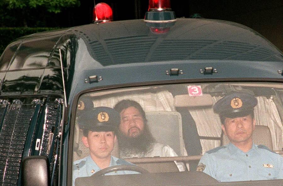 Shoko Asahara Arrest