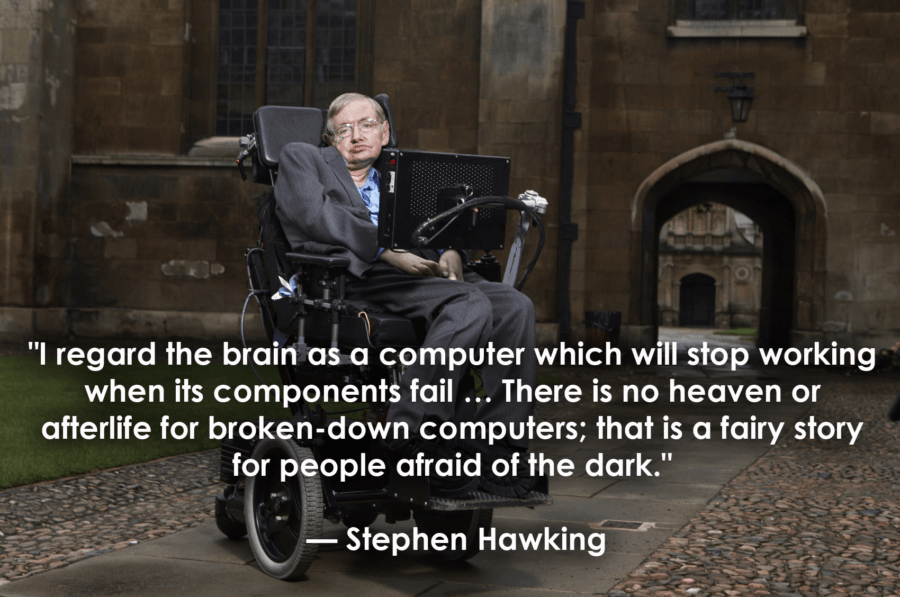 Stephen Hawking Quotes About Death