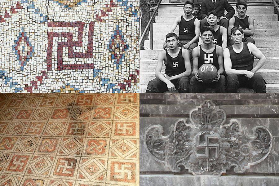 Swastikas Throughout History