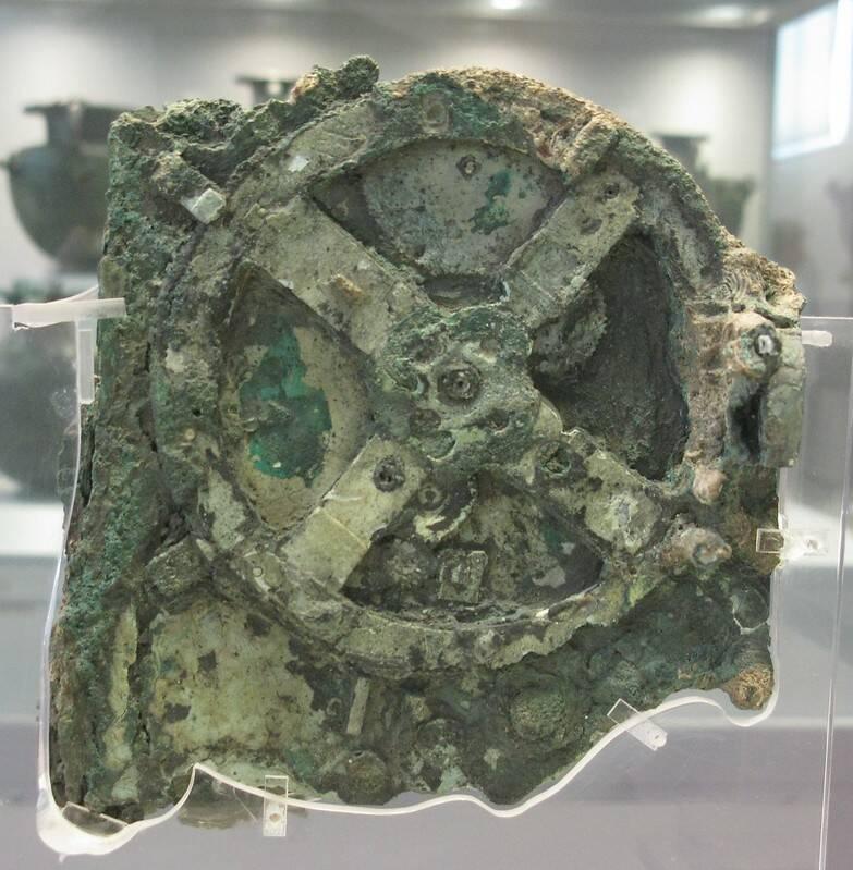 The Antikythera Mechanism Historys Oldest Computer