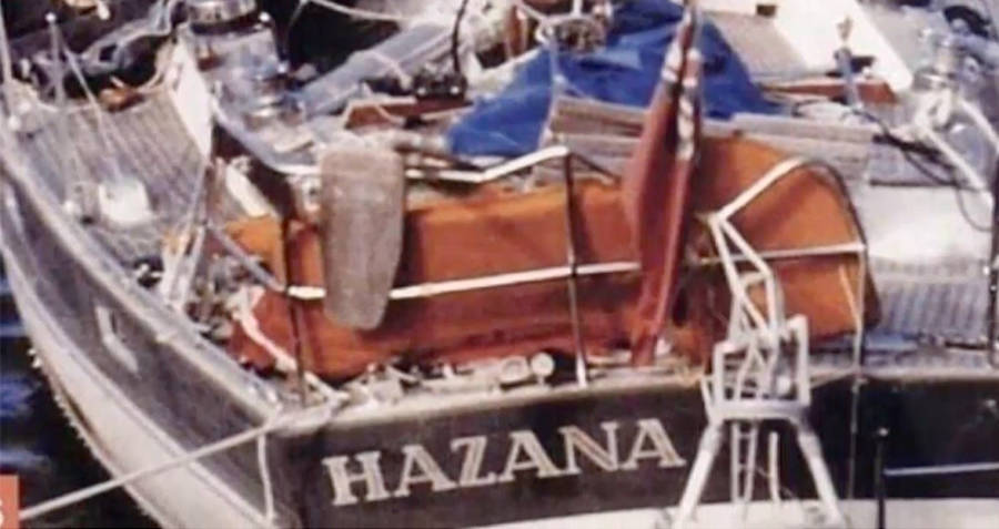 The Hazana After Crash