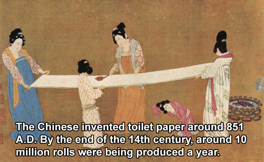 Invention Of Toilet Paper