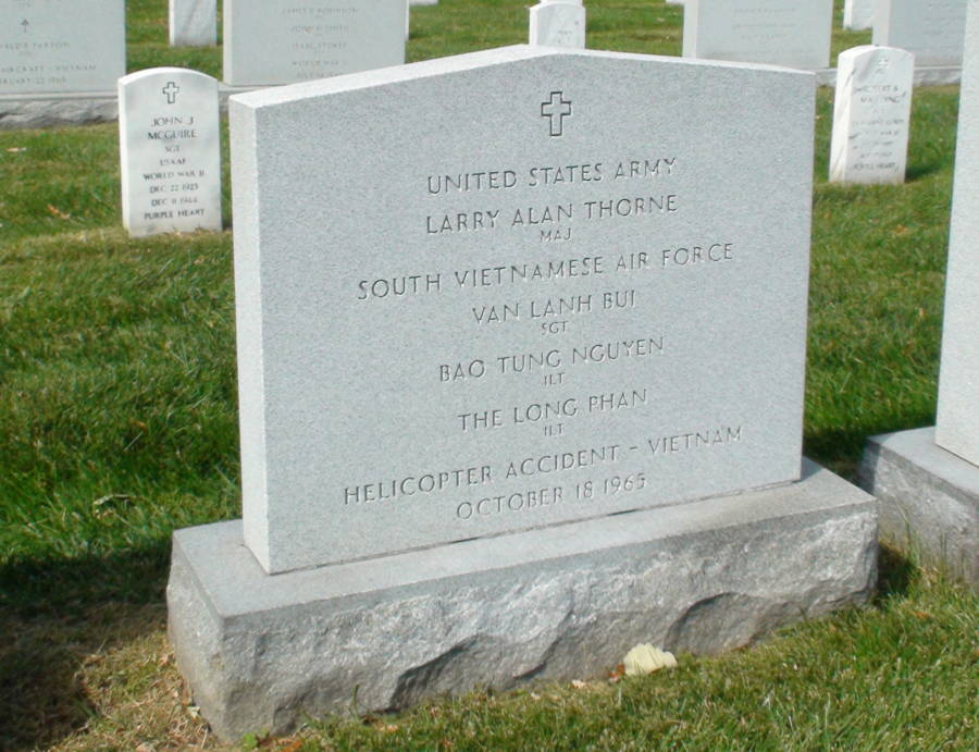 Tombstone Of Lauri Torni In Arlington National Cemetery