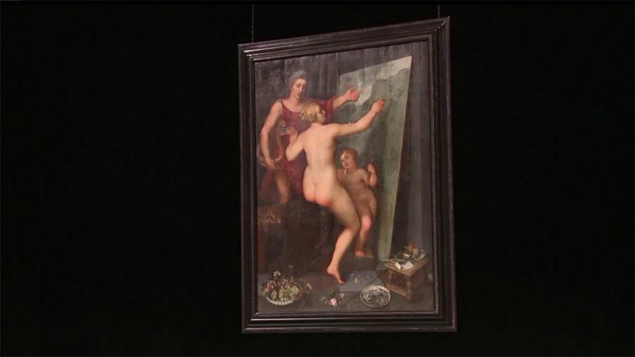 Van Veen Painting