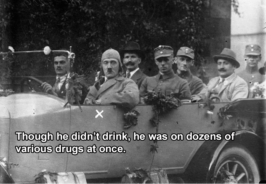 Hitler's Drugs