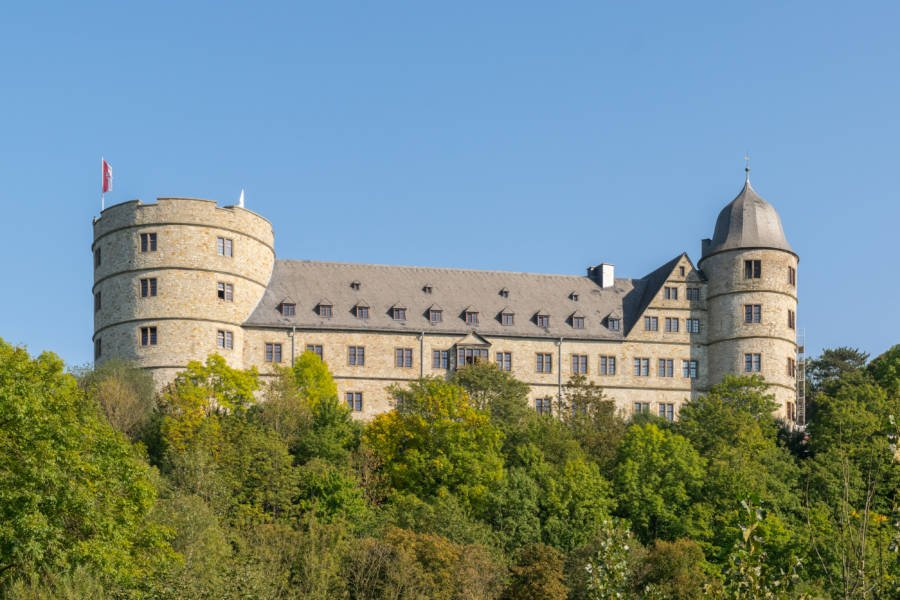 Wewelsburg Castle SS Headquarters