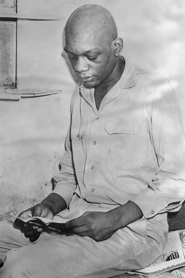 Willie Francis Reading