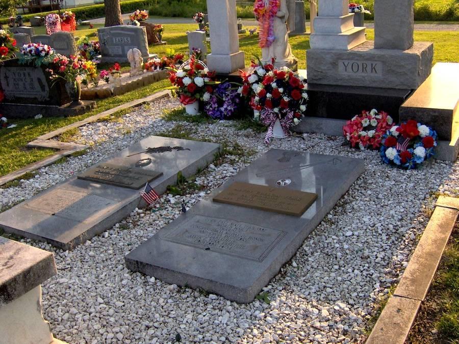 Grave Of Alvin York