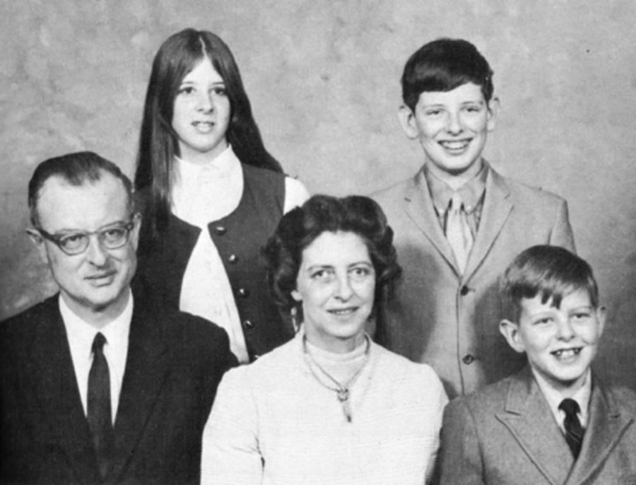 John List Family