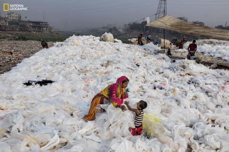 Plastic Pollution In Bangladesh