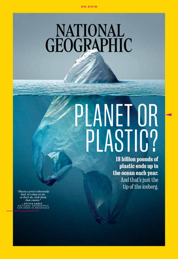 Nat Geo June 2018 Cover