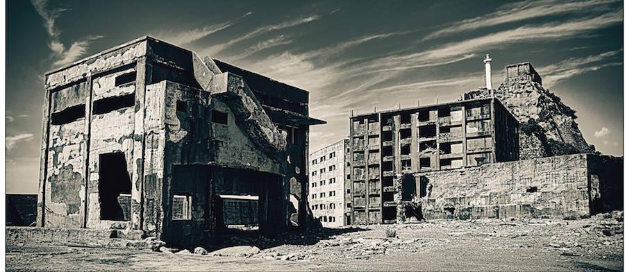 Abandonded Hashima