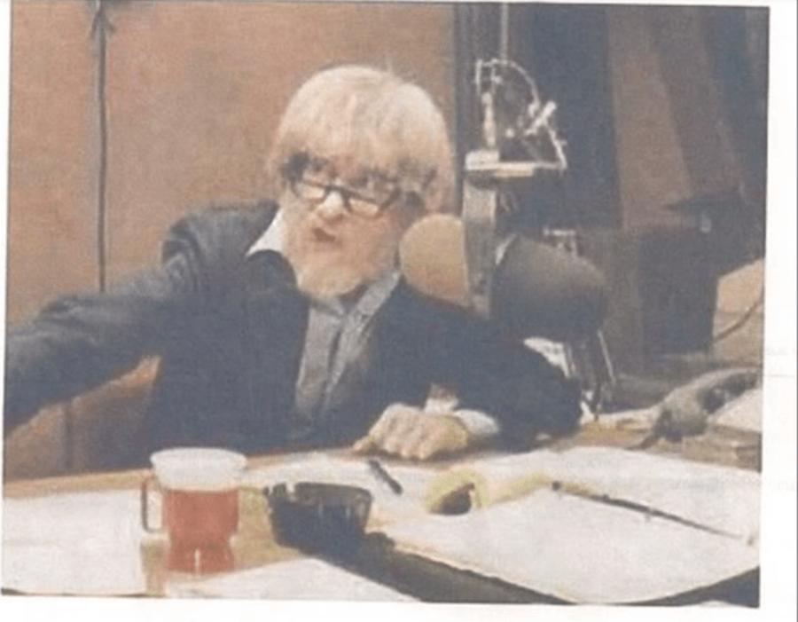 Alan Berg Radio