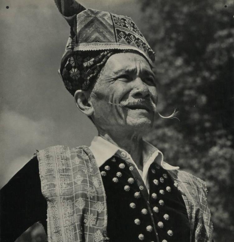 Bajau Chieftain