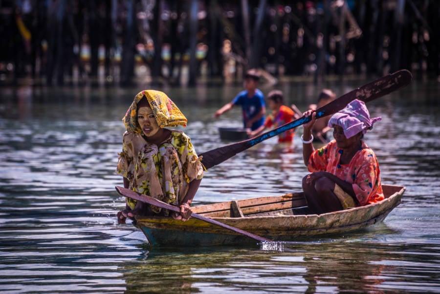 Bajau Women
