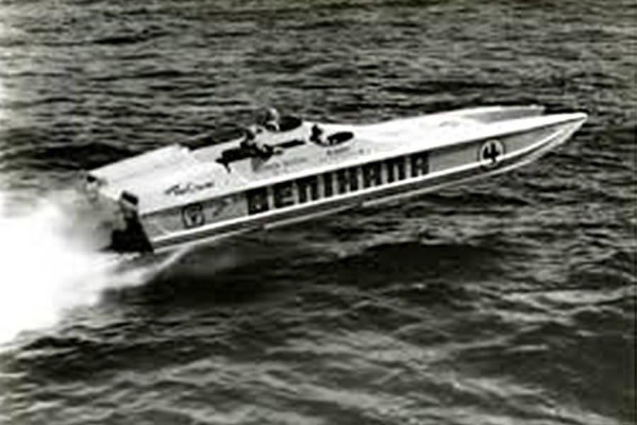 Benihana Boat