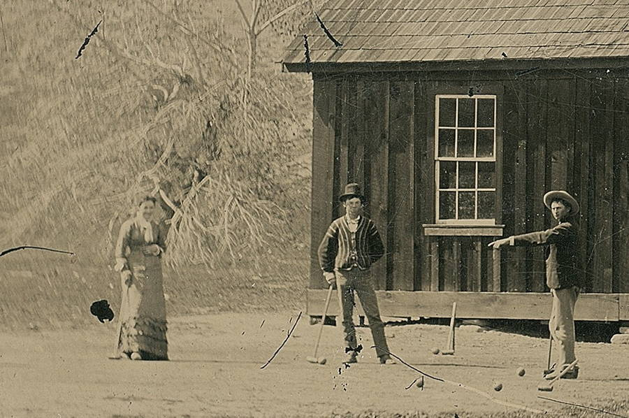Billy The Kid Disputed Photo