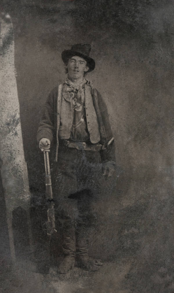 Billy The Kid Photograph