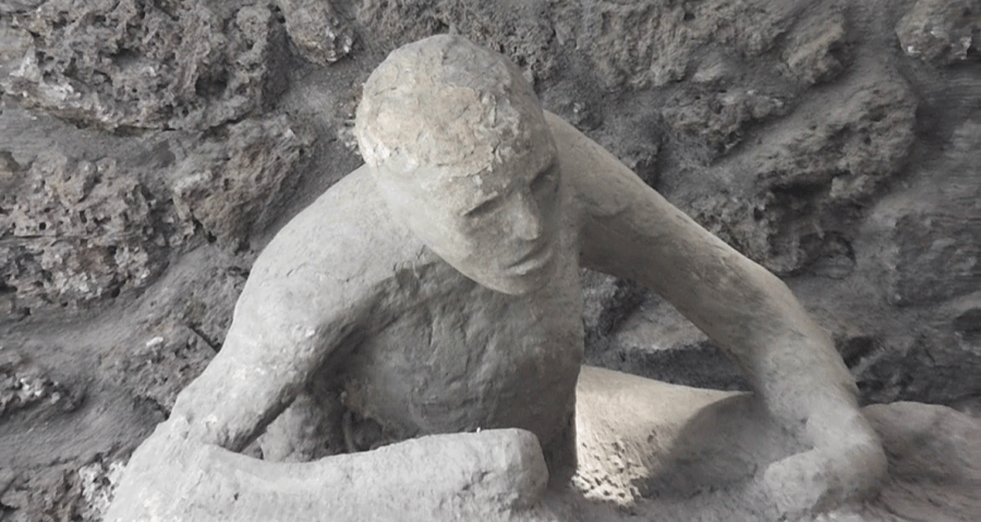 Bodies Of Pompeii Show Last Agonizing Moments Of Mt