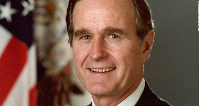 Bushusuru When Bush Sr Vomited On A Prime Minister On Live Tv