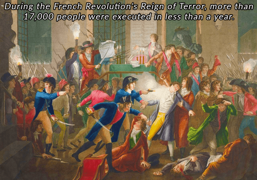 Capture Of Robespierre