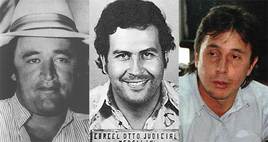 Los Extraditables Leaders