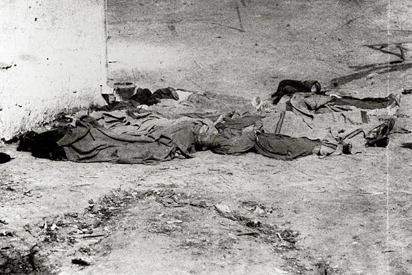 Chinese Massacre Victims