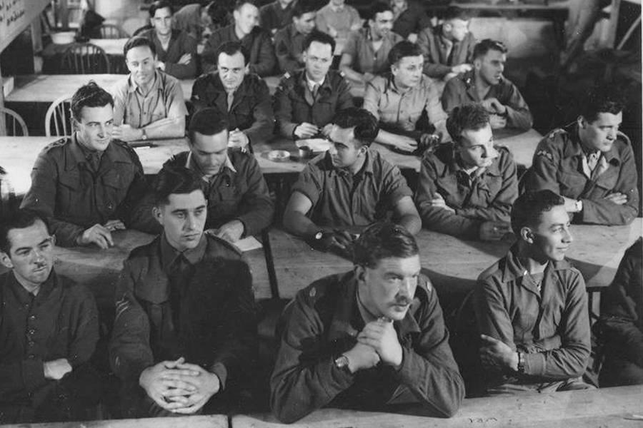 Churchill Spies Training