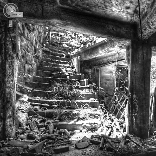 Japan's Abandoned Hashima Island Is Full Of Decay And Dark
