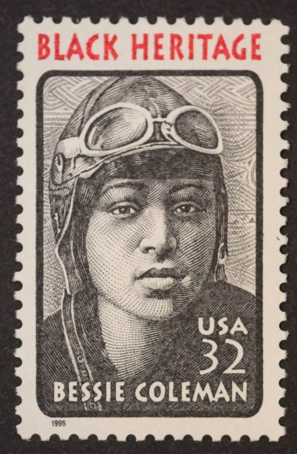 Coleman Stamp