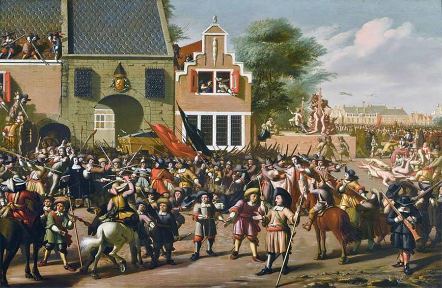 Johan de Witt Murder