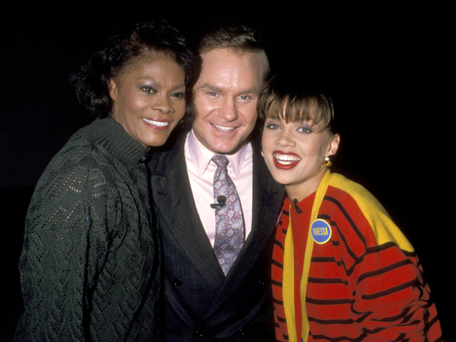 Dionne Warwick Ray Combs And Vanessa Williams