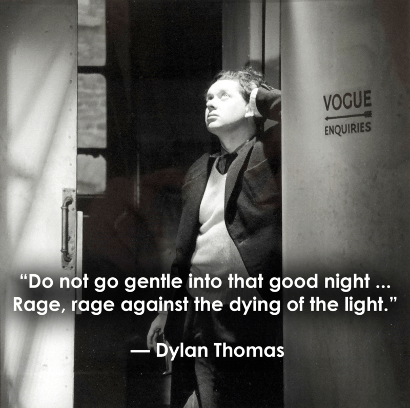 Dylan Thomas On Death